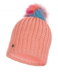 Шапка Buff KNITTED & POLAR HAT DANIA PEACH (US:one size)
